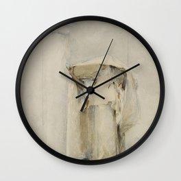 John Singer Sargent - Incensing the Veil Wall Clock