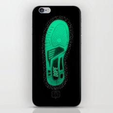 Sneaker Lover iPhone & iPod Skin