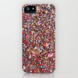 Bubblegum Alley V iPhone Case