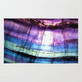 Rainbow Fluorite Rug