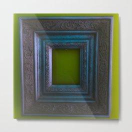 Framed Wall 1 Metal Print
