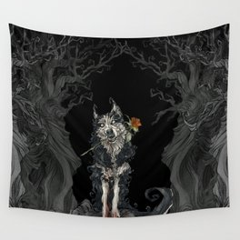 Through the Woods Wall Tapestry