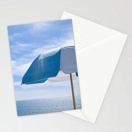 Malibu Umbrella Stationery Cards