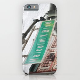 Malcom X Blvd iPhone Case