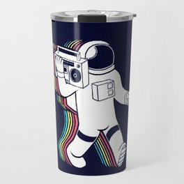The Sound Of The Space Travel Mug