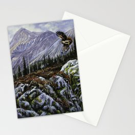 Redtail Hunter Stationery Cards