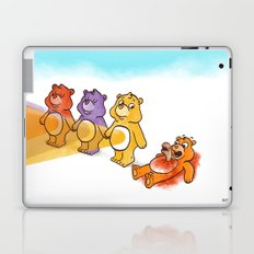 Care Bear Ahhhhh Laptop & iPad Skin