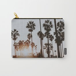 palm trees vi / venice beach, california Carry-All Pouch