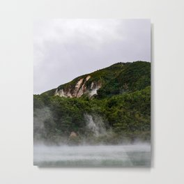 Thermal Wonderland Metal Print