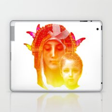 The mother and the child Laptop & iPad Skin