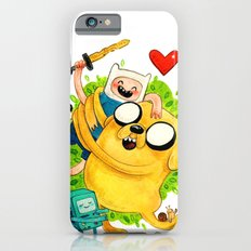 Finn and Jake HUG Slim Case iPhone 6s