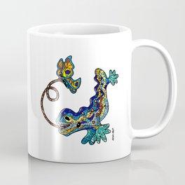 El Drac, Antoni Gaudi, Park Guell, Barcelona Coffee Mug