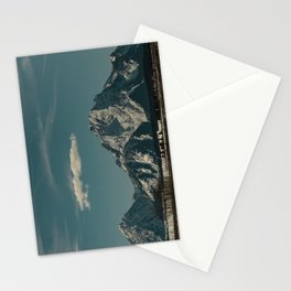 0276 Teal - Oxbow Bend, Grand Teton National Park, WY Stationery Cards