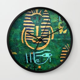 Pharoah Series II Wall Clock