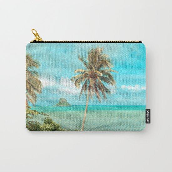 Mokolii Island Carry-All Pouch