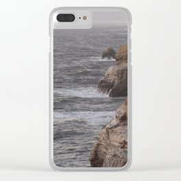 West Side Clear iPhone Case