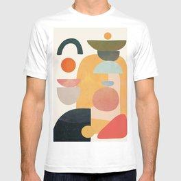 Modern Abstract Art 70 T-shirt