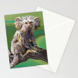 Melanie's Marmoset Stationery Cards