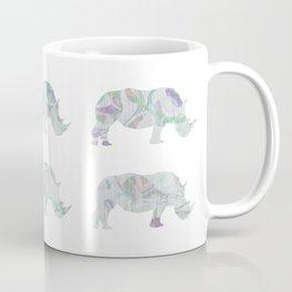 speckled rhinos Coffee Mug
