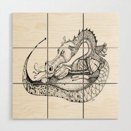 Dragon Eggs Wood Wall Art