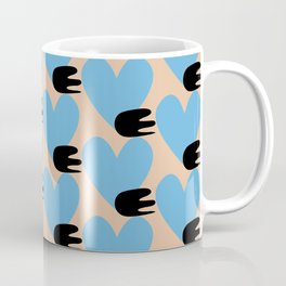 Bullet heart Coffee Mug