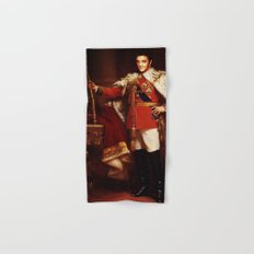 The King  |  Elvis Presley Hand & Bath Towel