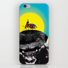 Bug killer iPhone & iPod Skin