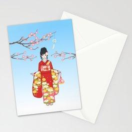 Kimono Basics Stationery Cards