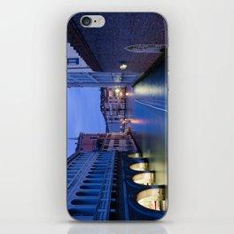 Water Garage iPhone Skin