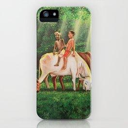 Mera Yaar Sudama (My Friend Sudama) iPhone Case