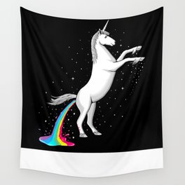 Where Rainbows Come From Wall Tapestry