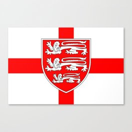 Saint Georges Day Canvas Print