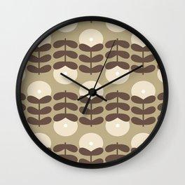 Widefield Praire Wall Clock