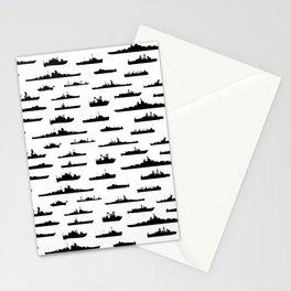 Battleship Stationery Cards