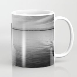 Between Clouds And Water Coffee Mug