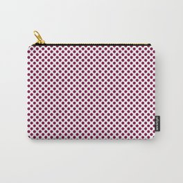 Siren Polka Dots Carry-All Pouch