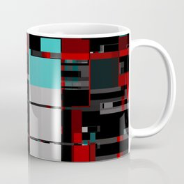 feelin' static Coffee Mug