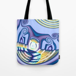 Cyclop's Grin Tote Bag