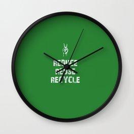 Reduce... Wall Clock
