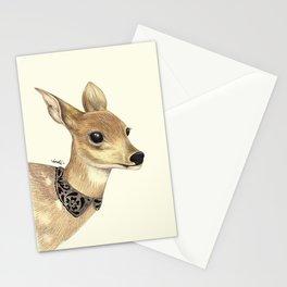Fancy Deer Stationery Cards