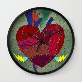 Heartenstein Wall Clock