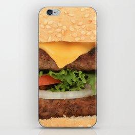Burgerz iPhone Skin
