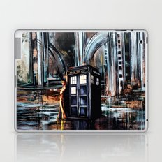 Doctor Who Art Painting Laptop & iPad Skin
