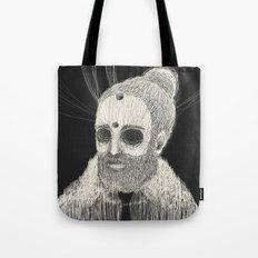 HOLLOWED MAN Tote Bag