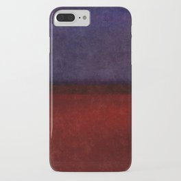 Imagining Rothko #11 iPhone Case