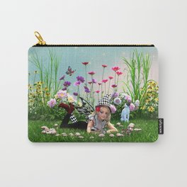 Fairy Ring Enchantment Carry-All Pouch