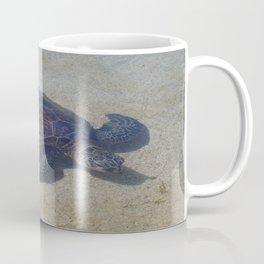 Honu Swimming Coffee Mug