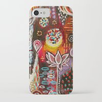 new year iPhone & iPod Cases featuring New Year by kristenheinlein