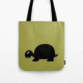 Angry Animals: Tortoise Tote Bag