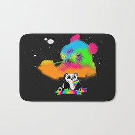 Technocolored Dreams Bath Mat